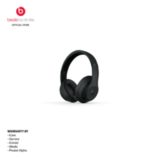 Beats หูฟัง รุ่น Studio 3 Wireless Headphone - Matte Black