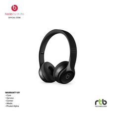 Beats หูฟัง รุ่น Solo3 Wireless On-Ear Headphones - Gloss Black