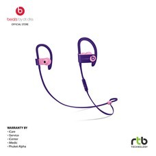 Beats หูฟังไร้สาย รุ่น Powerbeats  Wireless Earphones - Beats Pop Collection -   Violet