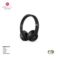 Beats หูฟัง รุ่น Solo3 Wireless On-Ear Headphones - Matte Black