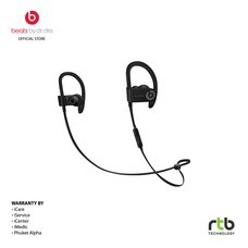 Beats หูฟังไร้สาย รุ่น Powerbeats3 Wireless Earphones - Black