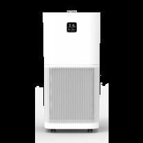 AUTOBOT Smart Air Purifier เครื่องฟอกอากาศ เครื่องกรองอากาศ แรงลม 550 CADR มีเซ็นเซอร์วัดค่า PM2.5 ใช้ไส้กรอง HEPA H12
