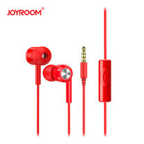 หูฟัง Joyroom E102-S Earphone-Red