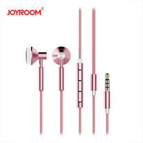 หูฟัง Joyroom E204 Earphone-Rose Gold