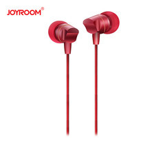 หูฟัง Joyroom E207 Earphone-Red