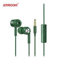 หูฟัง Joyroom E102-S Earphone-Green