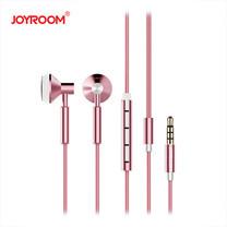 หูฟัง Joyroom E204 Earphone-Rose Gold