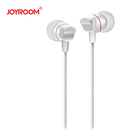 หูฟัง Joyroom E207 Earphone-White