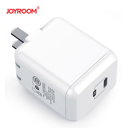 อะแดปเตอร์ชาร์จไฟ Joyroom TC-084PDC Charger - White