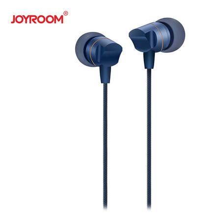 หูฟัง Joyroom E207 Earphone-Blue