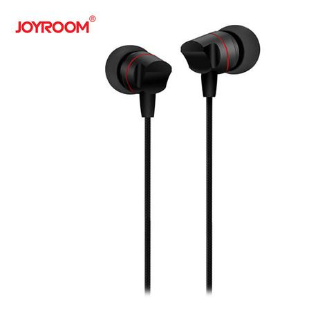 หูฟัง Joyroom E207 Earphone-Black
