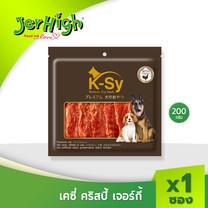 K-sy เค-ซี่ คริสปี้ เจอร์กี้ บรรจุ 1 ซอง