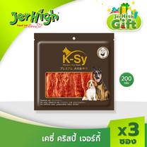 K-sy เค-ซี่ คริสปี้ เจอร์กี้ บรรจุ 3 ซอง