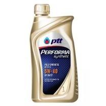 PTT น้ำมันเครื่อง PERFORMA SYNTHETIC #5W-40 (1 ลิตร)