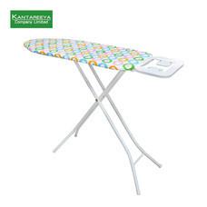 Kantareeya โต๊ะรีดผ้า 10 ระดับ ลายวงกลม รุ่น KT-IBHI10/36*12