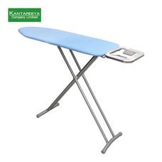 Kantareeya โต๊ะรีดผ้า 10 ระดับ (ขา T คู่) รุ่น KT-IBT10 - สีฟ้า