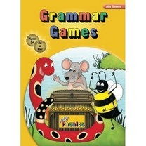 Grammar Games CD (site licence)* NEW