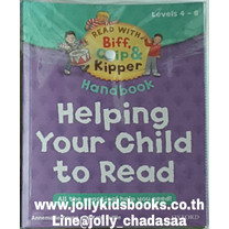 Read With Biff,Chip And Kipper Levels4-6