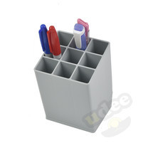 UDEE ช่องเสียบปากกา 9 ช่อง - สีฟ้าพลาสเทล
