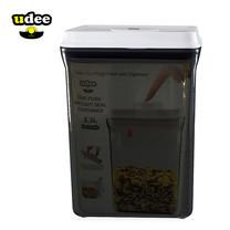 UDEE กล่องถนอมอาหารปุ่มกดซีลอากาศ 2.3 ลิตร รุ่นกันยูวี