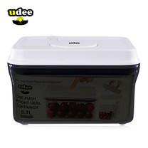 UDEE กล่องถนอมอาหารปุ่มกดซีลอากาศ 0.7 ลิตร รุ่นกันยูวี