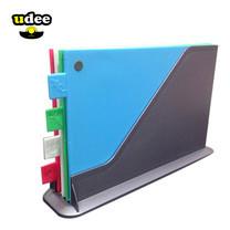 UDEE ชุดเขียง 4 สีแยกประเภทการใช้งาน