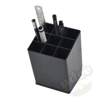 UDEE ช่องเสียบปากกา 9 ช่อง - สีดำ
