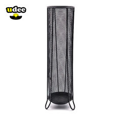 UDEE ตะแกรงเหล็กจัดเก็บร่ม - สีดำ