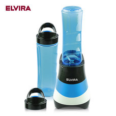 ELVIRA  Blender เครื่องปั่น รุ่น Grab & Go (Magic Blue)