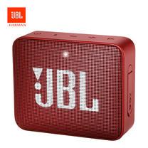 ลำโพงบลูทูธ JBL GO 2 - Ruby Red