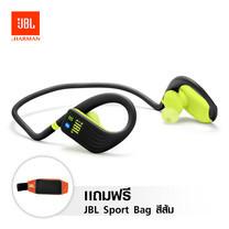 หูฟังบลูทูธสำหรับออกกำลังกาย JBL Endurance Dive with MP3 Player - Yellow แถมฟรี JBL Sport Bag สีส้ม 1 ใบ