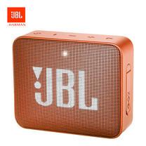 ลำโพงบลูทูธ JBL GO 2 - Coral Orange