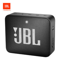 ลำโพงบลูทูธ JBL GO 2 - Black