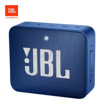 ลำโพงบลูทูธ JBL GO 2 - Deep Sea Blue