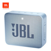 ลำโพงบลูทูธ JBL GO 2 - Cyan
