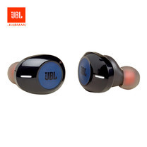 หูฟัง JBL Tune 120 TWS Truly Wireless In-ear Headphones - Blue