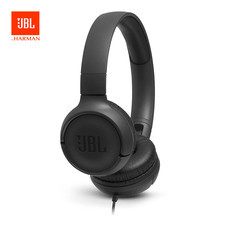 หูฟัง JBL On-Ear Tune500 with AUX3.5mm - Black