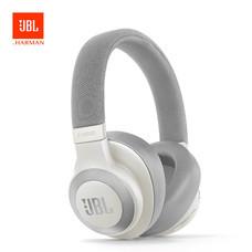 หูฟังบลูทูธ JBL รุ่น E65BTNC - White