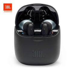 หูฟัง True Wireless Earbud JBL Tune 220 TWS - Black