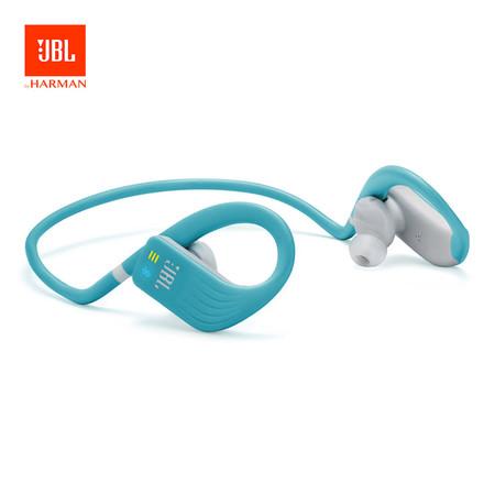 หูฟังบลูทูธสำหรับออกกำลังกาย JBL Endurance Dive with MP3 Player - Teal