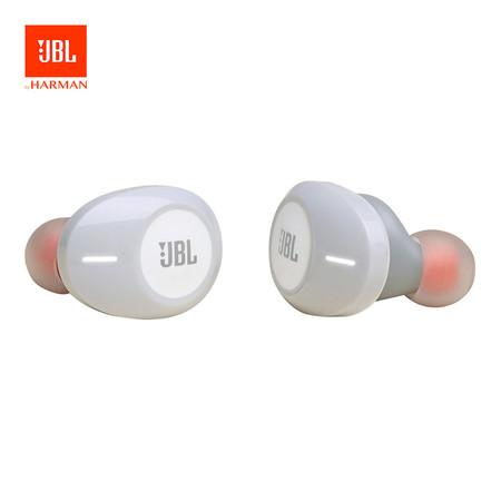 หูฟัง JBL Tune 120 TWS Truly Wireless In-ear Headphones - White