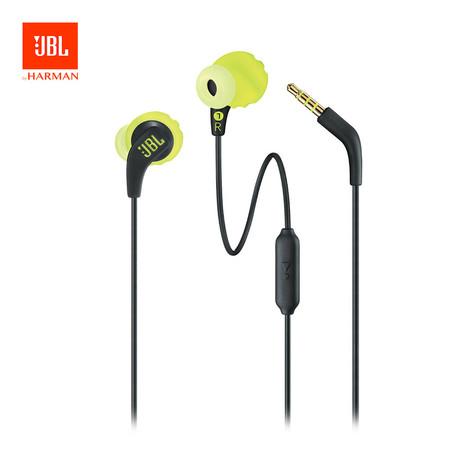 หูฟังบลูทูธ JBL Endurance Run - Yellow