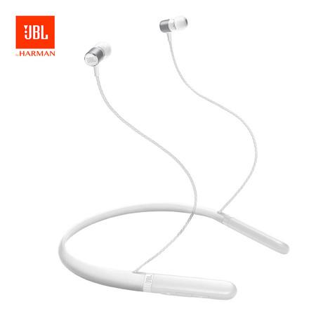 หูฟังบลูทูธ JBL Live 200BT - White