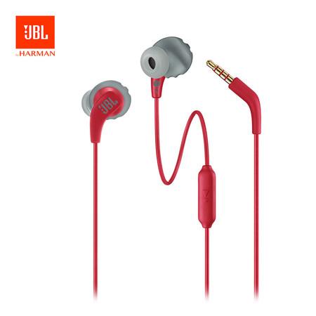 หูฟังบลูทูธ JBL Endurance Run - Red