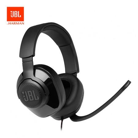 หูฟัง JBL Gaming Quantum300 - Black