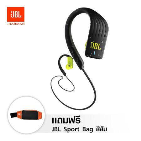 หูฟังบลูทูธสำหรับออกกำลังกาย JBL Endurance Sprint - Yellow แถมฟรี JBL Sport Bag สีส้ม 1 ใบ
