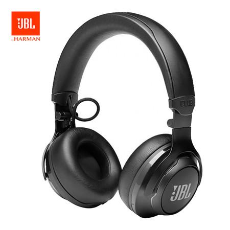 หูฟังบลูทูธ JBL On-ear Club700 BT - Black