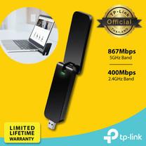 TP-Link Archer T4U อุปกรณ์รับ Wi-Fi (AC1300 Wireless Dual Band USB Adapter) ตัวรับWi-Fiสำหรับคอมฯและโน๊ตบุ๊ค