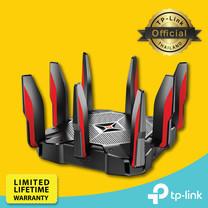 TP-Link Archer C5400X (AC5400 MU-MIMO Tri-Band Gaming Router) เราเตอร์สำหรับคอเกมส์ตัวจริง