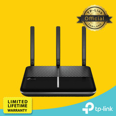 TP-Link Archer C2300 ปล่อย Wi-Fi ใช้กับอินเตอร์เน็ตไฟเบอร์ เคเบิ้ล FTTx (เชื่อมต่อกับโมเด็ม Fiberของผู้ให้บริการ) AC2300 Wireless Dual Band Gigabit Router